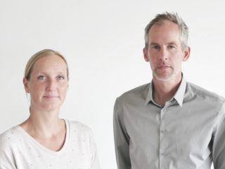 Anouk and Marijn van der Poll